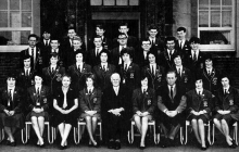 1964-65-Ardrossan-Academy-prefects