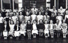 C1952-Eglinton-Mrs-Stirrits-Class