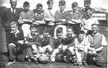 C1954-St-Johns-Football