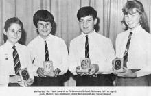 Fleck-award-winners-1972