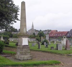 Cholera Memorial
