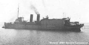 Riviera WW1