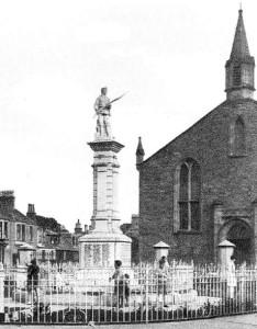 saltcoats memorial