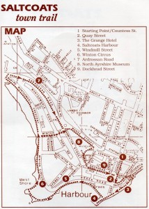 Saltcoats Town Trail