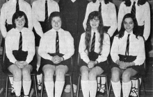 1973-74-Ardrossan-Academy-3rd-year-country-dance-team