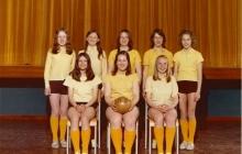 1972-auchenharvie-Netball-Team