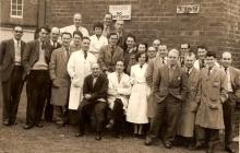 Ardeer staff 1958